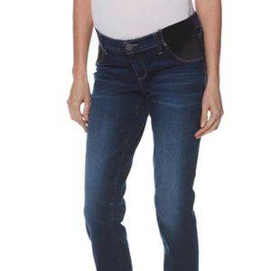 NEW PAIGE Brigitte Maternity Jeans 33
